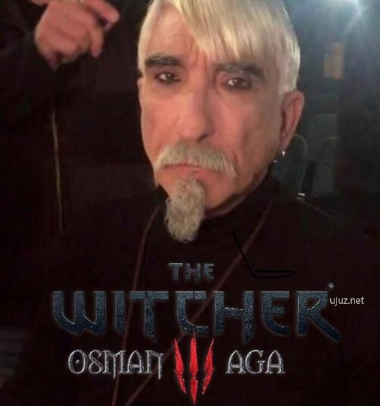 Witcher 3 Osman Aga