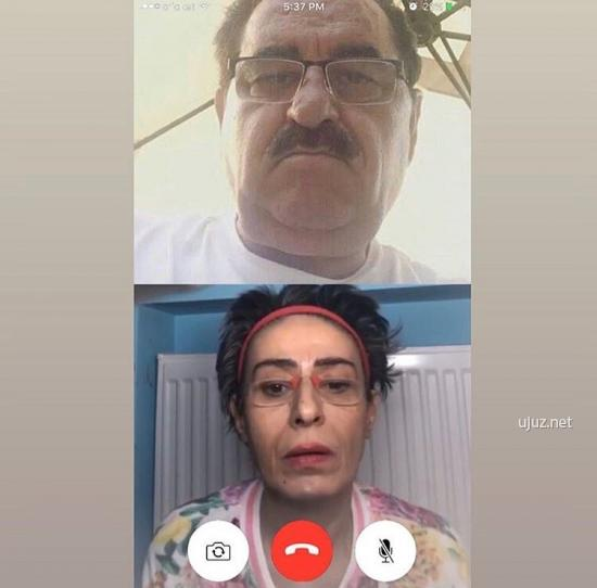 İbo vs Yıldız Tilbe Facetime