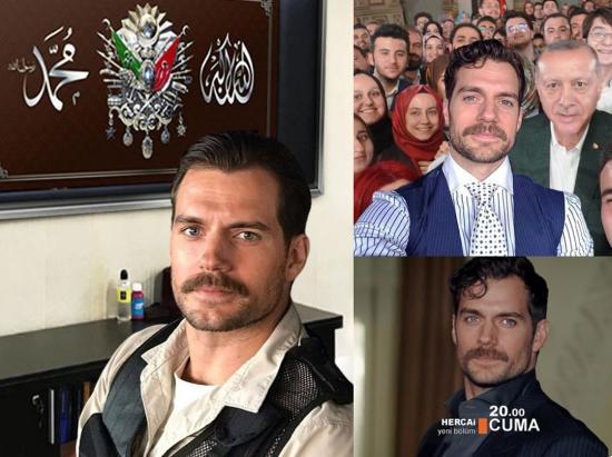 Henry Cavill Hercai Osmanlı Ocakları Superman