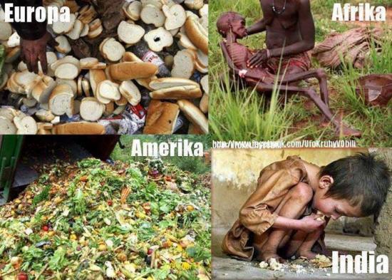 Avrupa Amerika vs afrika hindistan