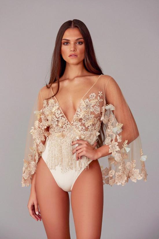 Dilara Yılmaz - 2018 Miss Turkey Güzelleri Mayolu Pozları