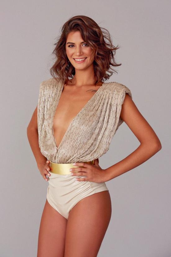Meltem Kırbaş - 2018 Miss Turkey Güzelleri Mayolu Pozları