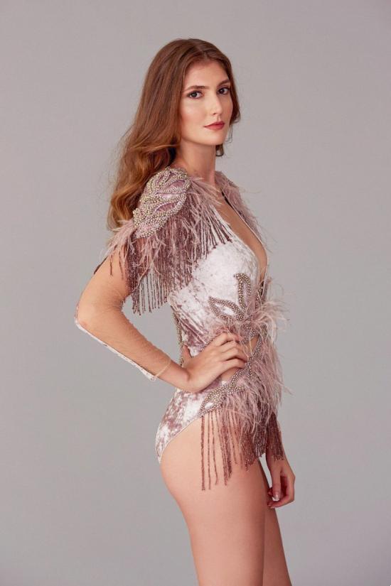 Damla Özdemir - 2018 Miss Turkey Güzelleri Mayolu Pozları
