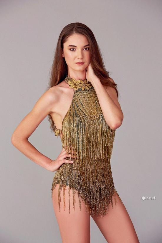Tuna Salon - 2018 Miss Turkey Güzelleri Mayolu Pozları
