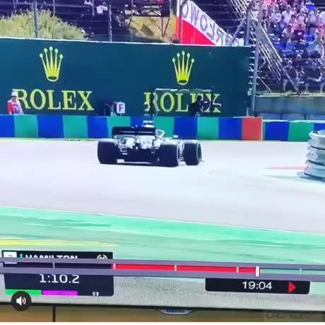 Uçan F1 Aracı gibi