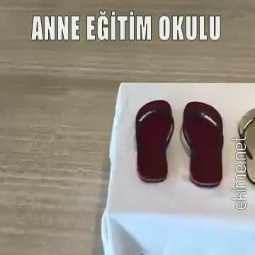 Türk Anası Eğitim Okulu Eğitim Filmi