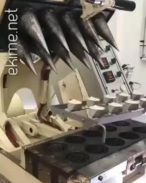 Dondurma Külahı nasıl yapılır