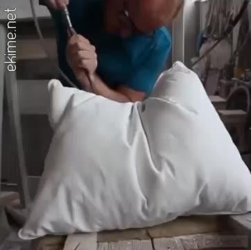 Mermer Yastık